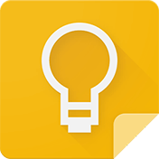 Google Keep иконка