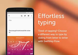 SwiftKey Keyboard скриншот 3