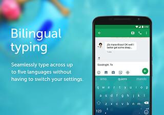 SwiftKey Keyboard скриншот 4