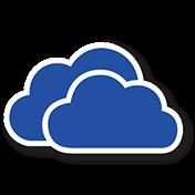 Microsoft OneDrive иконка