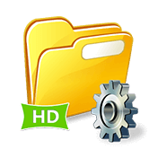 File Manager HD: File Transfer, FTP иконка