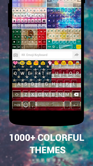 Keyboard: Emoji, Emoticons скриншот 2