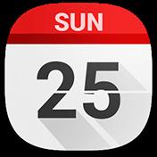 ASUS Calendar иконка
