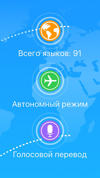 iTranslate: Язык переводчик и словарь (iTranslate: Language Translator and Dictionary)