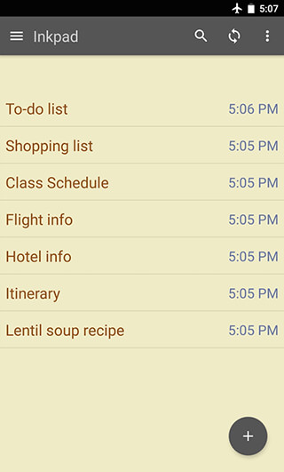Notepad and To Do List скриншот 1