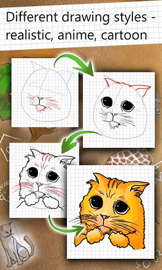 How to Draw: Easy Lessons скриншот 2