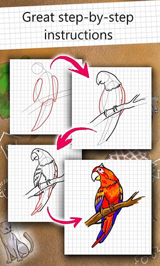 How to Draw: Easy Lessons скриншот 3