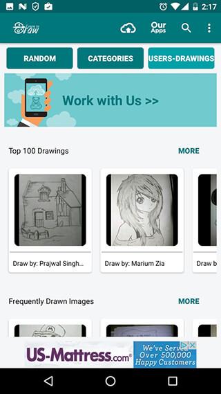 Learn To Draw скриншот 3
