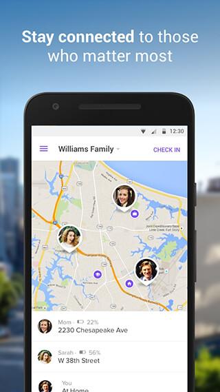Family Locator: GPS Tracker скриншот 1