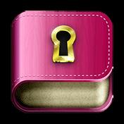 Diary with Lock Password иконка