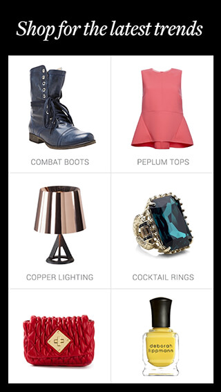 Polyvore Style: Fashion to Buy скриншот 3
