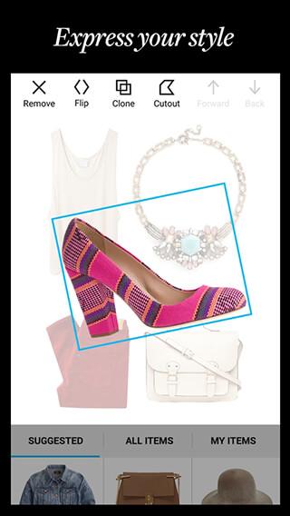 Polyvore Style: Fashion to Buy скриншот 4