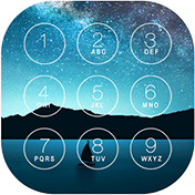 Keypad Lock Screen