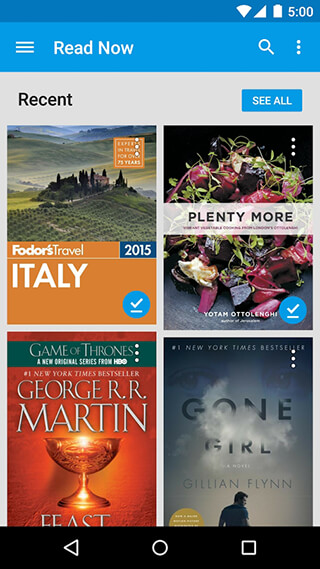 Google Play Книги (Google Play Books)