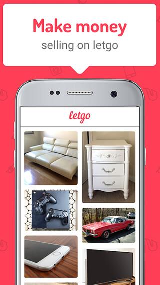 letgo: Buy and Sell Used Stuff скриншот 1