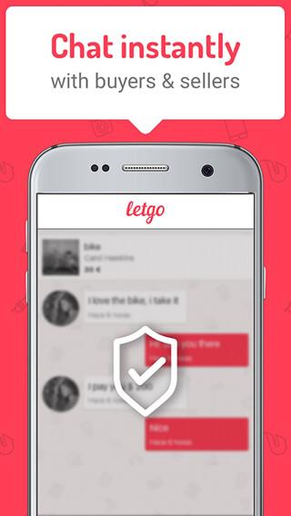 letgo: Buy and Sell Used Stuff скриншот 4