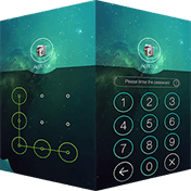 AppLock Theme Space иконка