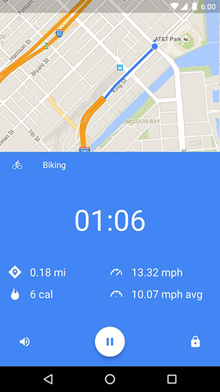 Google Fit: Фитнес-трекер (Google Fit: Fitness Tracking)