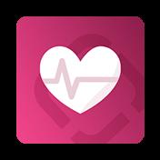 Runtastic Heart Rate Monitor and Pulse Checker иконка