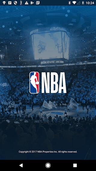 NBA App скриншот 1