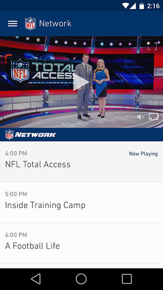 NFL Mobile скриншот 3