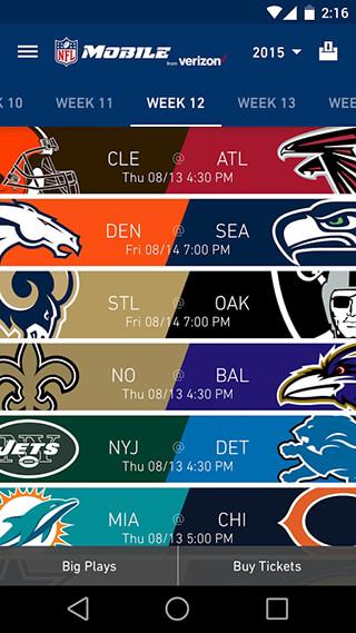 NFL Mobile скриншот 4