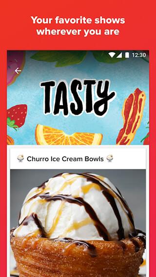 BuzzFeed: News, Tasty, Quizzes скриншот 1