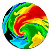 NOAA Weather Radar and Alerts иконка