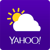 Yahoo Weather иконка