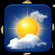 Amber Weather: Local Forecast, Live Weather App иконка