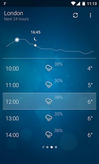 Weather скриншот 4