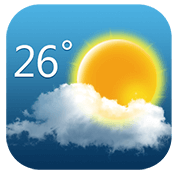 Weather and Widgets иконка