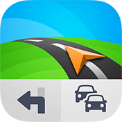GPS Navigation and Maps Sygic иконка
