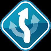 MapFactor GPS Navigation Maps иконка