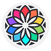 Coloring Book for Me and Mandala иконка