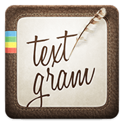Textgram: Write on Photos иконка