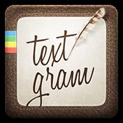 Textgram: Write on Photos иконка