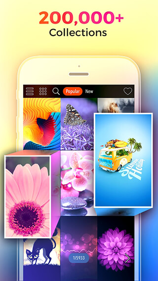 Kappboom: Cool Wallpapers and Background Wallpapers скриншот 1