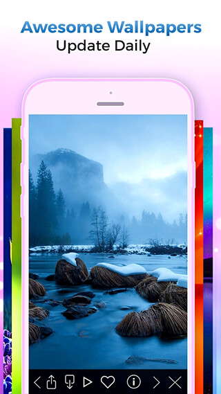Kappboom: Cool Wallpapers and Background Wallpapers скриншот 4