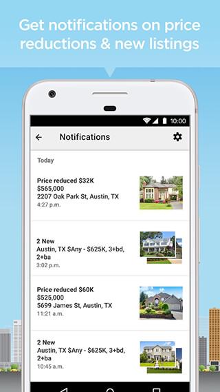 Realtor.com Real Estate: Homes for Sale and Rent скриншот 2