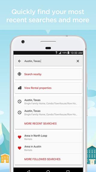 Realtor.com Real Estate: Homes for Sale and Rent скриншот 4
