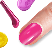 YouCam Nails: Manicure Salon for Custom Nail Art иконка