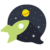 Galaxy: Chat and Meet People иконка