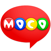 Moco: Chat, Meet People иконка