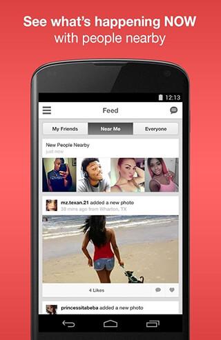 Moco: Chat, Meet People скриншот 3