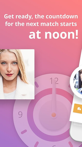 Once: the Slow Dating App скриншот 2