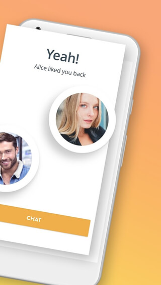 Once: the Slow Dating App скриншот 3