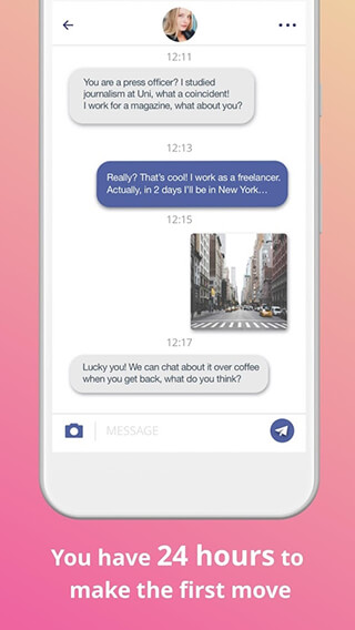 Once: the Slow Dating App скриншот 4