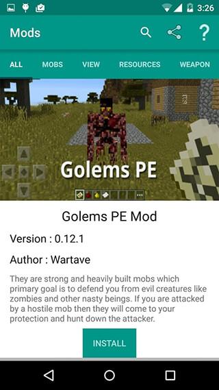 Mods for Minecraft скриншот 4