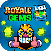 Royale Gems PRANK иконка